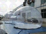 خيمة واضحة قابل للنفخ, فقاعات [كمب تنت] لأنّ عمليّة بيع