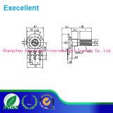 Potentiomètre linéaire rotatif 16 mm Wh148
