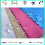 Resistente al UV utilizadas al aire libre 210t transpirable tejido de tafetán bolsas de dormir.