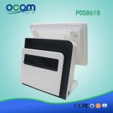 Todo en uno de tocar el 15 de caja registradora electrónica POS Hardware (POS8618)