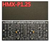 Pantalla de visualización de LED del vídeo/tarjeta del panel de interior para hacer publicidad de la fábrica P1.5625 de China