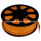 5050 220V Bande LED (orange)