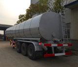 Aquecimento Tri-Axle betume de petróleo liquefeito semi reboque