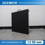 SMD2121 P3 192*192mm 모듈을%s 가진 임대료를 위한 실내 풀 컬러 발광 다이오드 표시