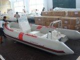 Nervurer le bateau gonflable 5.2m avec l'approbation de la CE (NERVURE 520B-2)