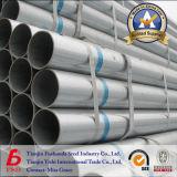 heißes eingetauchtes galvanisiertes Stahlrohr 1/2-8inch