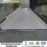 Rampas alinhadas dos forros telha cerâmica abrasiva