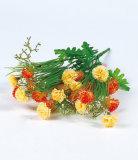 Decoración de bodas Flores artificiales de plástico