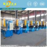 El CNC presiona el freno con el regulador del CNC de Delem Da41