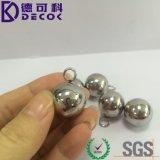 Vendite calde dentro fatte nella sfera dell'acciaio inossidabile della Cina per la tenda Chain con il piccolo ciclo