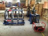 Fusion hydraulique de bout de pipe de HDPE de Sud400h joignant la machine