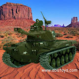 1: 제 16 Scale 미국 M41A3 Walker Bulldog R/C Airsoft Tank (RT-3839)