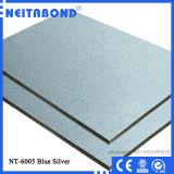 El panel compuesto plástico del aluminio barato del precio 3m m de la fábrica para el uso interior