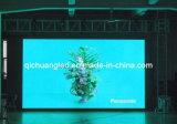 Schermo di visualizzazione del LED di Advertisint di certificazione del FCC di millimetro RoHS del passo 10 del pixel da vendere