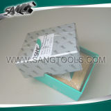 Pendientes de alta calidad y el segmento de diamante y las hojas de sierra para cortar la piedra (SG01).