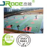 Itf genehmigte Silikon PU-Lack für Tennis-Gericht/Basketball-/Volleyball-Gerichts-Oberfläche
