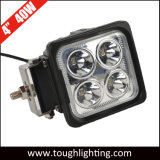 12V IP67 4 Zoll-Quadrat CREE Hochleistungs-LED Arbeits-Licht für Bergbau-Aufbau-Maschinerie