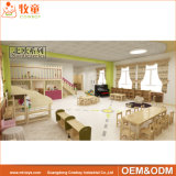 Tableau en bois initial et présidence de meubles préscolaires de constructeur de la Chine pour des enfants
