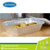 Поднос печи тостера алюминиевой фольги качества SGS