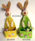 Decoración - Conejo de Pascua (MX1254)