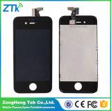 iPhone 4SのためのAAA LCDの表示のタッチ画面3.5インチの携帯電話LCD
