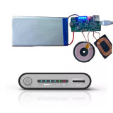5000mAh Wireless Mobile Reachergeable Banco ALIMENTACIÓN alimentación del equipo de la batería