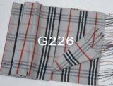 Écharpe visqueuse du châle des hommes visqueux en gros d'écharpe (M245)
