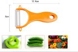 """3-6 """" нож кухни дюйма керамический установил с рисбермой инструмента (ZJ-0036)"""