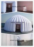 Белый Надувные Party Tent Купол для семейных кемпинг