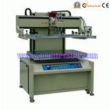 Écran plat vertical de la soie de la machine de l'imprimante