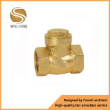 Válvula de retenção de mola de bronze da bomba de água