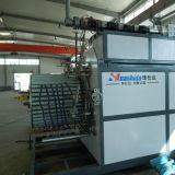 Ligne ondulée d'extrusion chaîne de production de pipe/pipe de enroulement de HDPE renforcées par acier