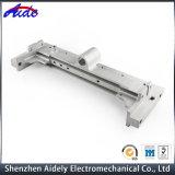 Kundenspezifischer hohe Präzisions-Aluminiumlegierung-Befestigungsteile CNC, der Ersatzteile maschinell bearbeitet