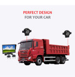 Alta qualidade Digital sistema da câmera de opinião traseira do carro de 7 polegadas