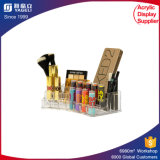 Maquillage en acrylique découpé au laser l'organiseur, PMMA pur affichage maquillage
