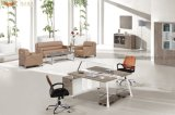 Simple moderno Workstation Two Seater Modern Simple Workstation Two Seater New Style Fsc Forest Certified Approved por SGS Office Table
