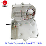 24 Faser-Endpunkt-Kasten der Kanal-48 (PTB124-B)