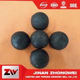 El precio bajo y alto valor de impacto hierro fundido de medios de molienda la bola de acero para la planta de cemento y la minería
