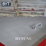 Bytcnc die de Vlotte Pers van het Membraan van pvc voor MDF Deur in werking stelt
