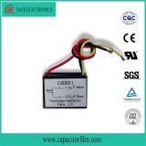 Конденсатор высокого качества Cbb61 для вентилятора