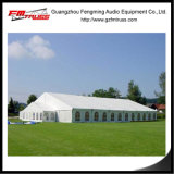 40m Span Big Exhibition Hall Tent Transparent Clear Tent