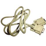 Standard-SVGA VGA-Verlängerungs-Kabel-DB-Monitor-Kabel