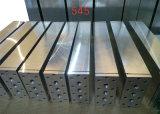 Dissipatore di calore di alluminio dell'espulsione di raffreddamento ad acqua da vendere