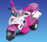 車(4473)の子供のオートバイか乗車