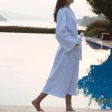 高品質の綿(DPF10128)が付いているホテルのワッフルの浴衣