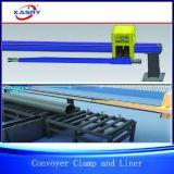 Perfil de tubo de acero de los ejércitos de línea de producción procesamiento