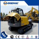 Grande escavatore di estrazione mineraria dell'escavatore Xe500c 50ton del cingolo