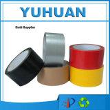 Ruban adhésif de conduit coloré imperméable à l'eau de tissu