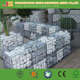 Galvanisé ou alliage d'aluminium en zinc soudé Gabion Box