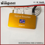 LCDが付いている新しいデザインWCDMA 2100MHz 3G電話シグナルのブスター